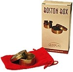 Boston Box, Brass - Bazar