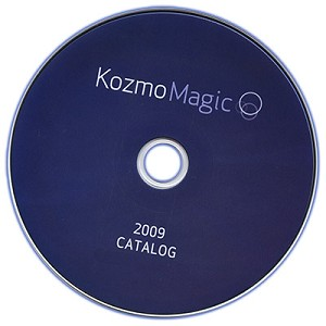 Magic Product Catalog - Vol.1 by Kozmomagic