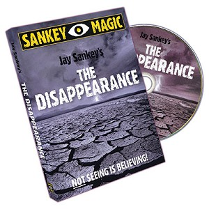 The Disappearance by Jay Sankey - DVD