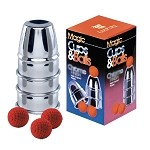 Combo Cups, Aluminum Boxed