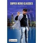 Super Hero Glasses (Black) by Sumit Chhajer - Trick