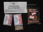 Matchless Matchboxes Royal Magic