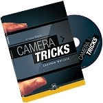 Camera Tricks (DVD and Gimmicks) by Casshan Wallace  ( CAMERATRICKS )  DVD