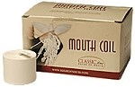 Mouth Coil (12 coils) 50 Ft each By Bazar de Magia  ( BCMOUTHCO )  Trick